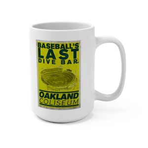 Last Dive Bar Mug  15oz