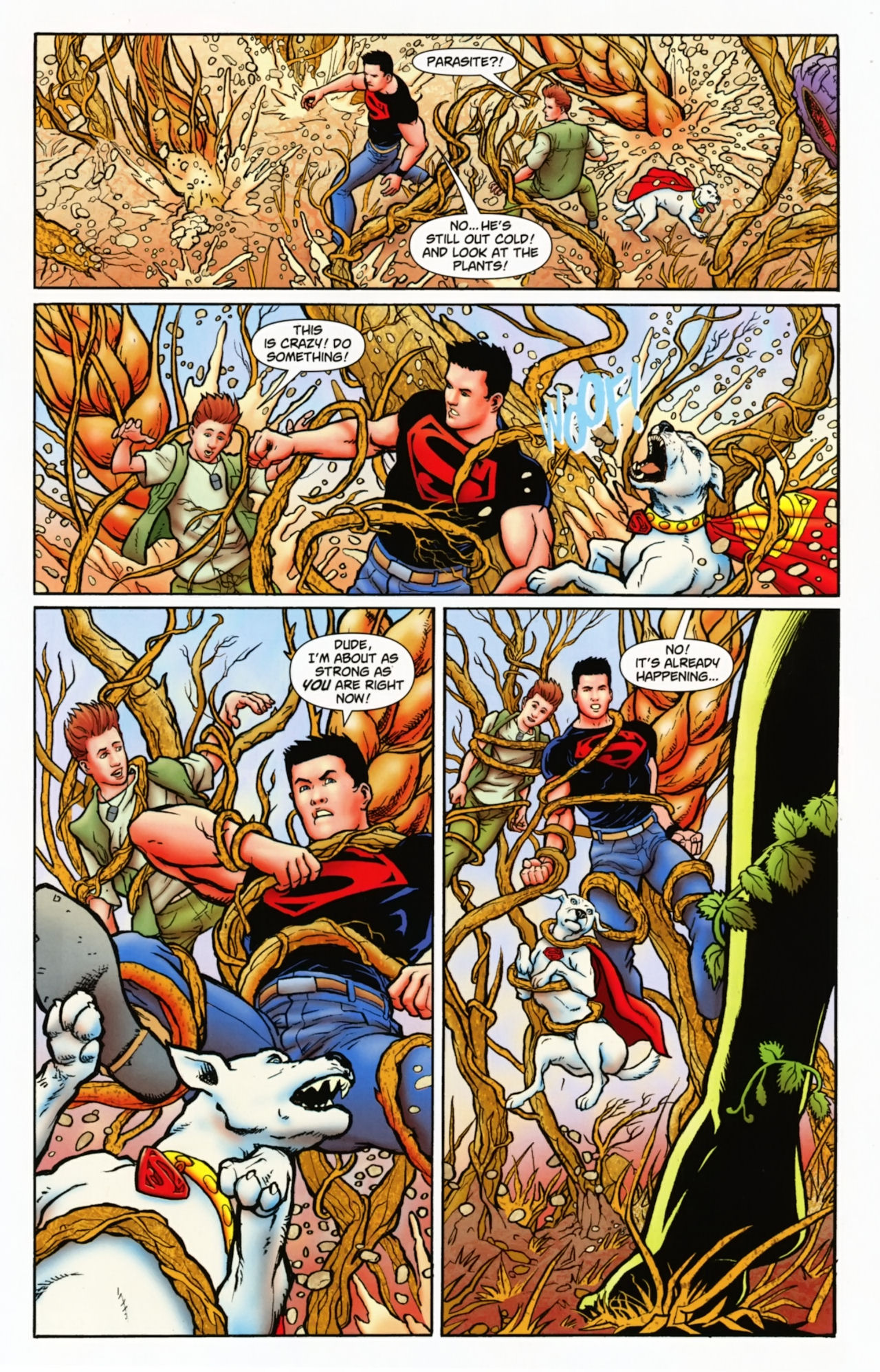 WTF DC Superboy WTF DC