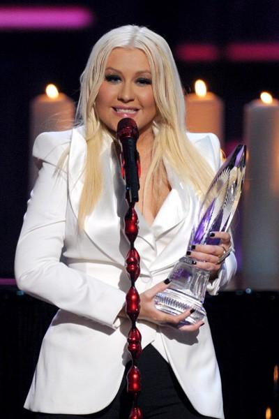 christina award