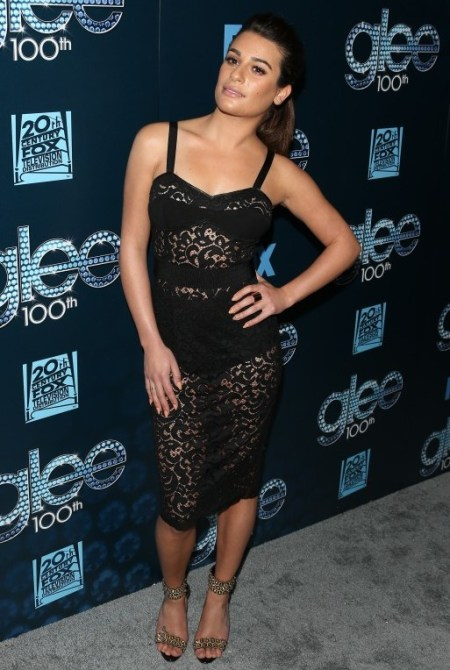 """""""Glee"""" 100th Episode Celebration - Arrivals"""