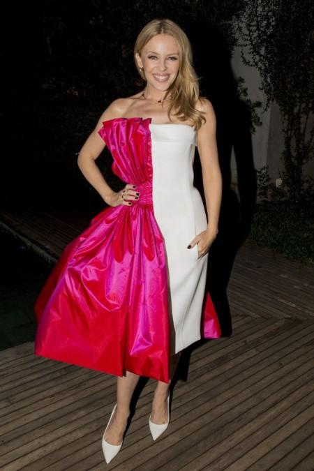 Kylie pink