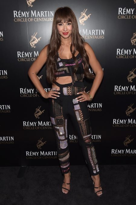 NEW YORK, NY - AUGUST 17: Jackie Cruz attends the Remy Martin launch of The 2016 Circle Of Centaurs with Jackie Cruz at The Bowery Hotel on August 17, 2016 in New York City. (Photo by Jason Kempin/Getty Images for Remy Martin)