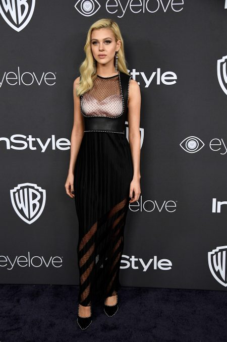 BEVERLY HILLS, CA - JANUARY 08: Actress Nicola Peltz attends the 18th Annual Post-Golden Globes Party hosted by Warner Bros. Pictures and InStyle at The Beverly Hilton Hotel on January 8, 2017 in Beverly Hills, California. (Photo by Frazer Harrison/Getty Images)