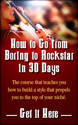 Boring to Rockstar in 30 Days
