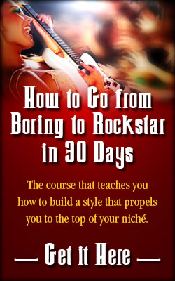 Boring to Rockstar in 30 Days