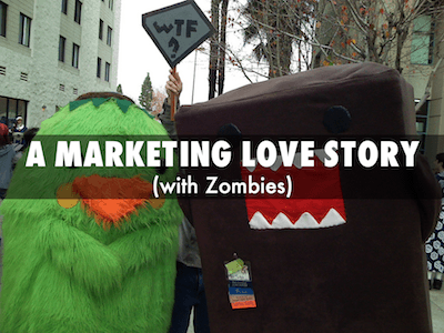 A Marketing Love Story