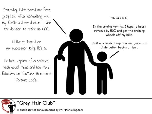 Grey Hair Club