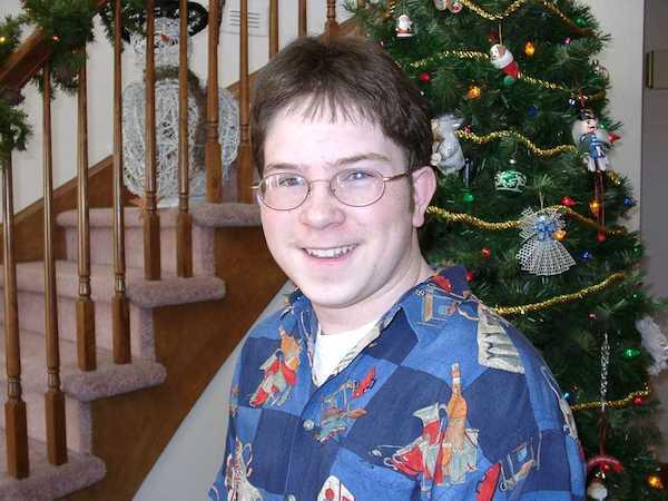 Nick Armstrong circa 2000
