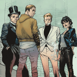 The Magic Order de Netflix y Mark Millar