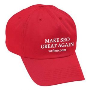 make SEO great again