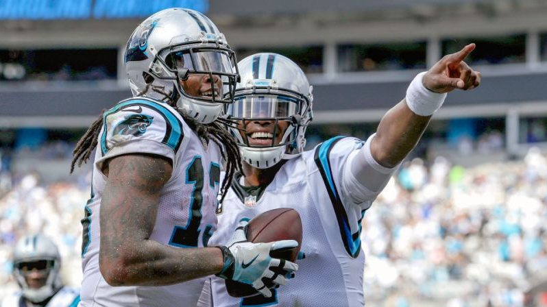 Should the Patriots Consider Adding Kelvin Benjamin?