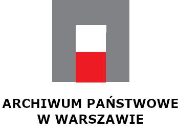 Archiwum Państwowe w Warszawie logo