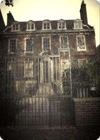 No. 37 Stepney Green, built 1694.