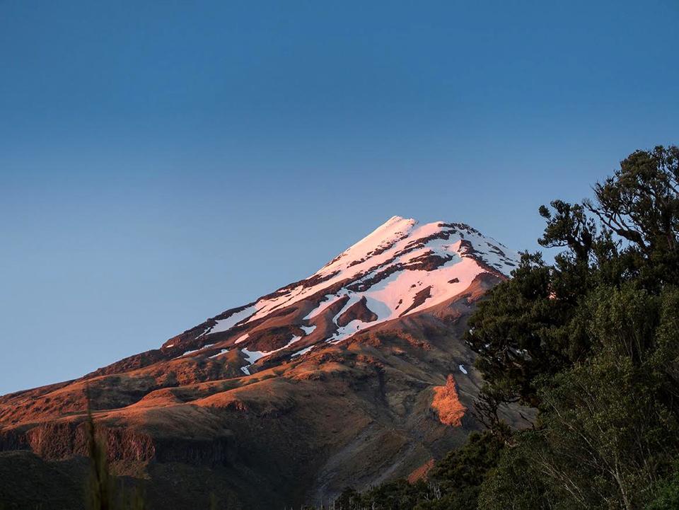 Taranaki,Mt Egmont