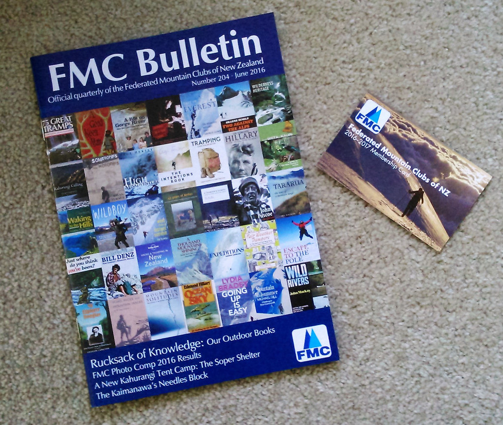 FMC Membership Cards and Bulletins – On Their Way  – Wellington
