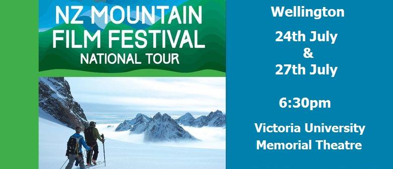 2017 NZ Mountain Film Festival Wellington
