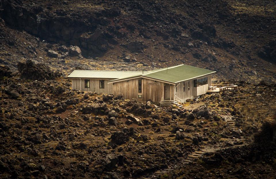 WTMC Ruapehu Lodge