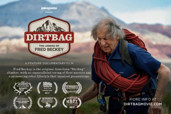 dirtbag film poster