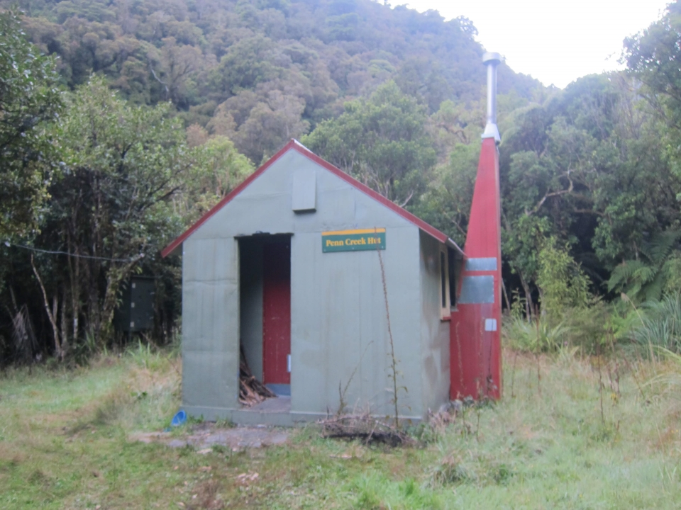 Penn Creek Hut
