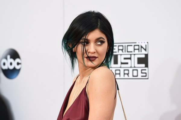 Kylie Jenner attempting to trademark