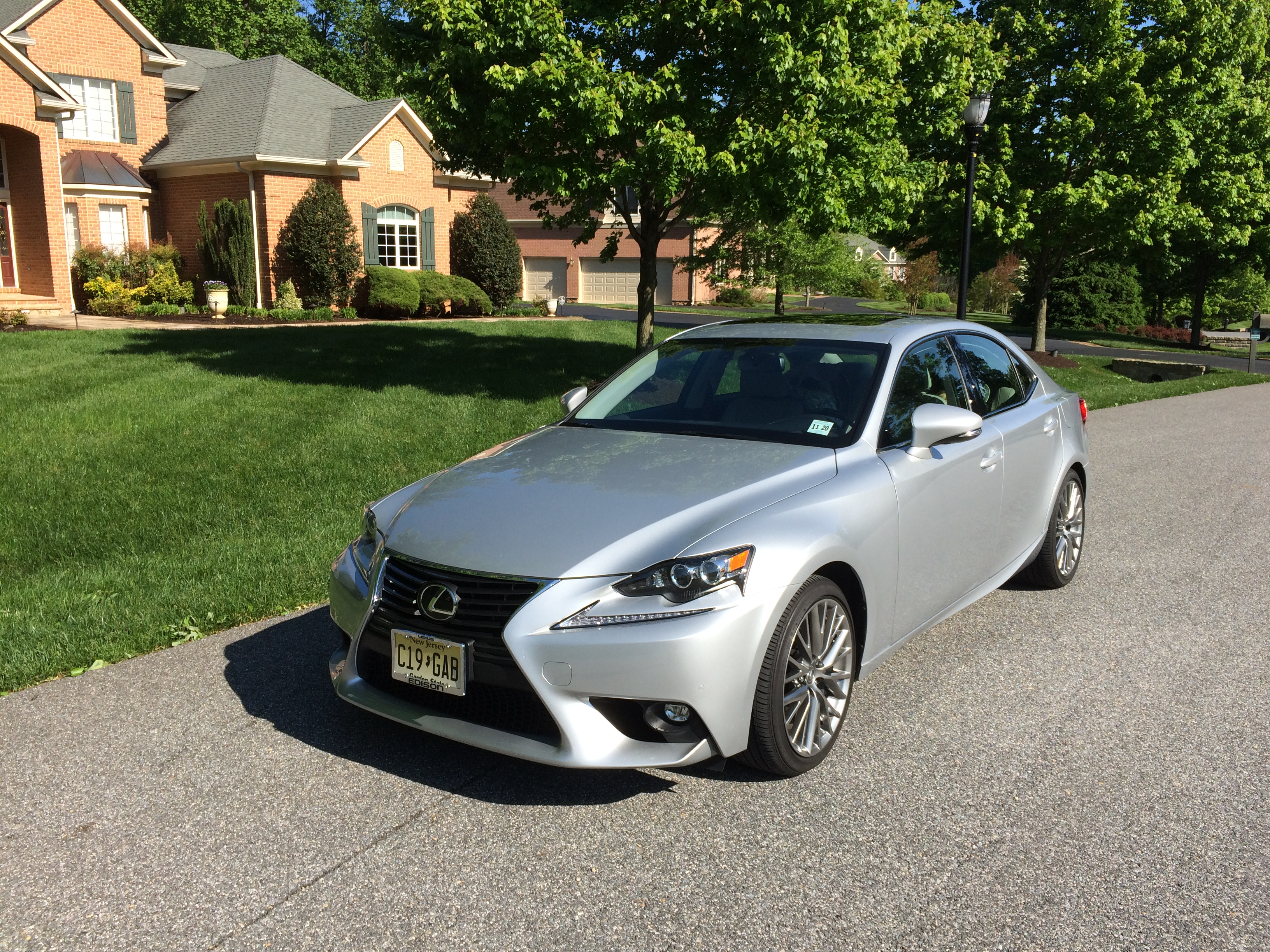 The Lexus IS300 AWD A good middle ground between power price