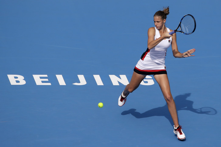 Image result for pliskova beijing
