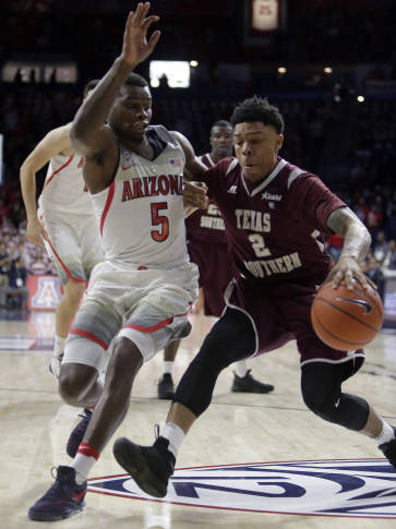 Image result for Texas Southern Men's basketball  zach lofton