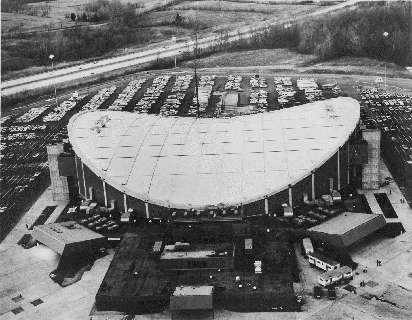 Capital Md Centre 1975 Landover