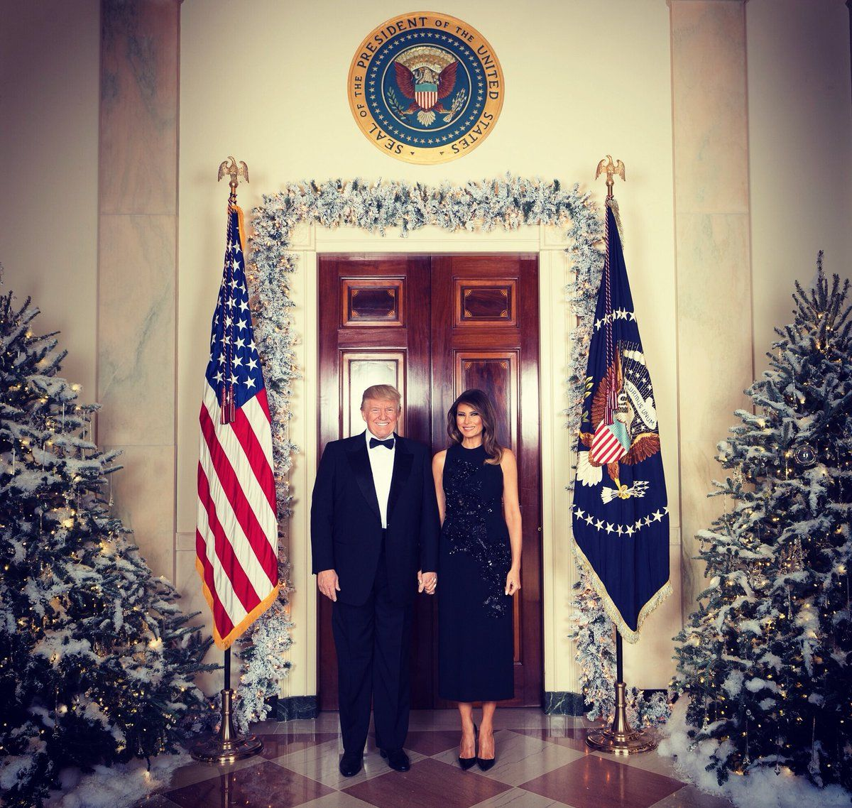 President First Ladys Official White House Christmas