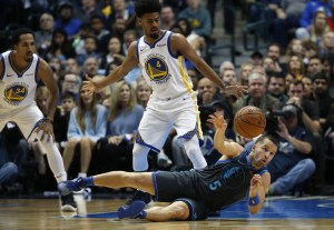 Doncic leads Mavericks over short-handed Warriors 112-109 | WTOP