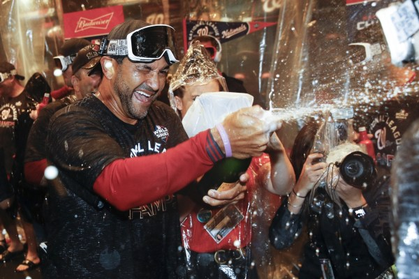 Column: First things first - Nats reach World Series, at last | WTOP