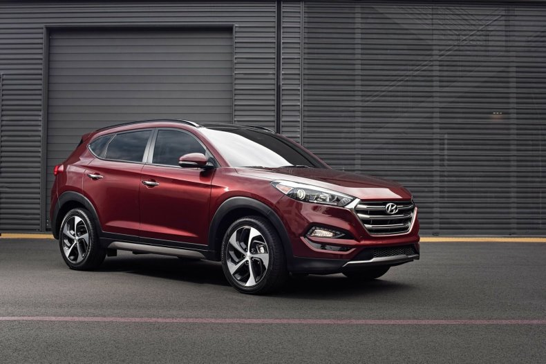 <p>Best used small SUV for teens: The 2017 Hyundai Tucson</p>