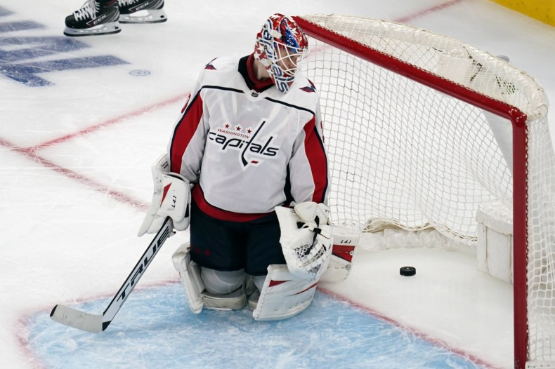 Capitals head home facing elimination against Bruins | WTOP