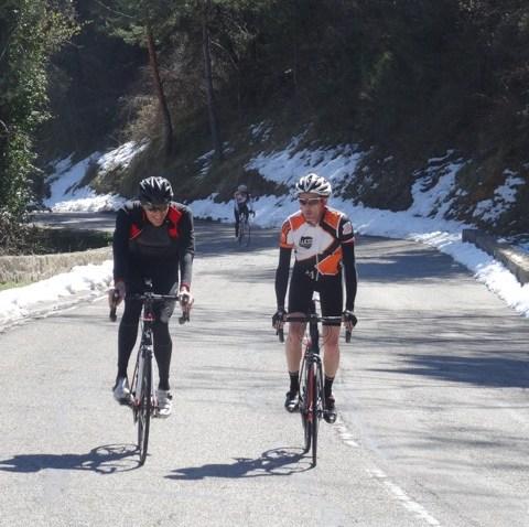 Stage cyclisme Cote d'azur - WTS - Jean-Baptiste WIROTH