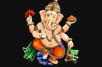 Lord ganesha images for whatsapp dp