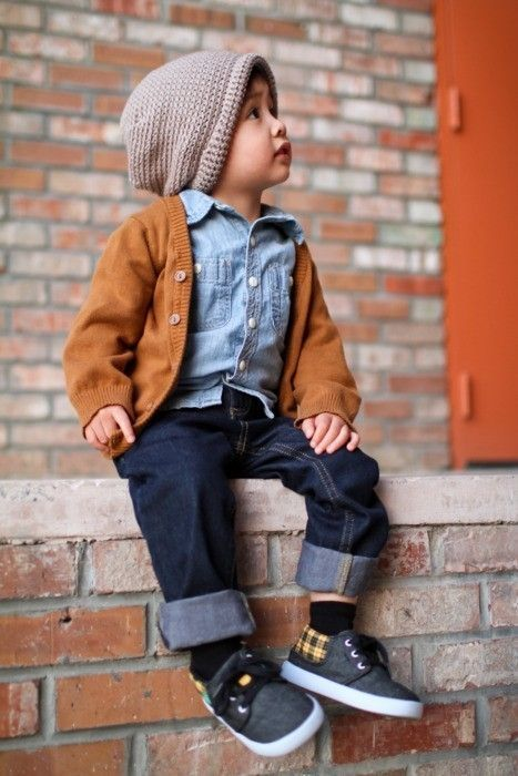 Cute little boy winter style image download for whatsapp dp