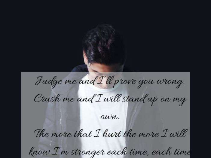 Judge me image for whatsapp dp and status