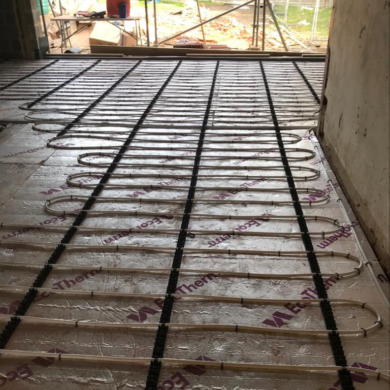 Nuheat Underfloor Heating