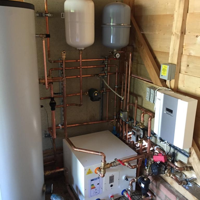 Boiler Breakdown Installation