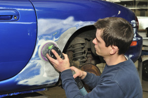 Car Body Repairs Richmond