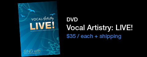 Vocal Artistry Package by Tim Carson