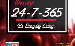 "Show #158 | ""If You Only Had Today… Worship"" 3-13-18"