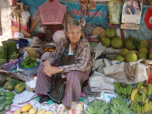 Train Market Vendor