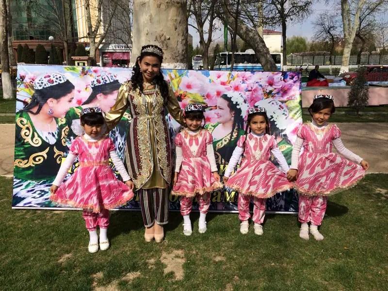 Gastvrijheid in Oezbekistan