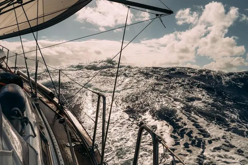 Per zeilboot de wereld rond - wereldverkenner van de maand