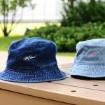 bucket hat 150x150 - wtw(ダブルティー)デニム・キャップ(ネイビー)