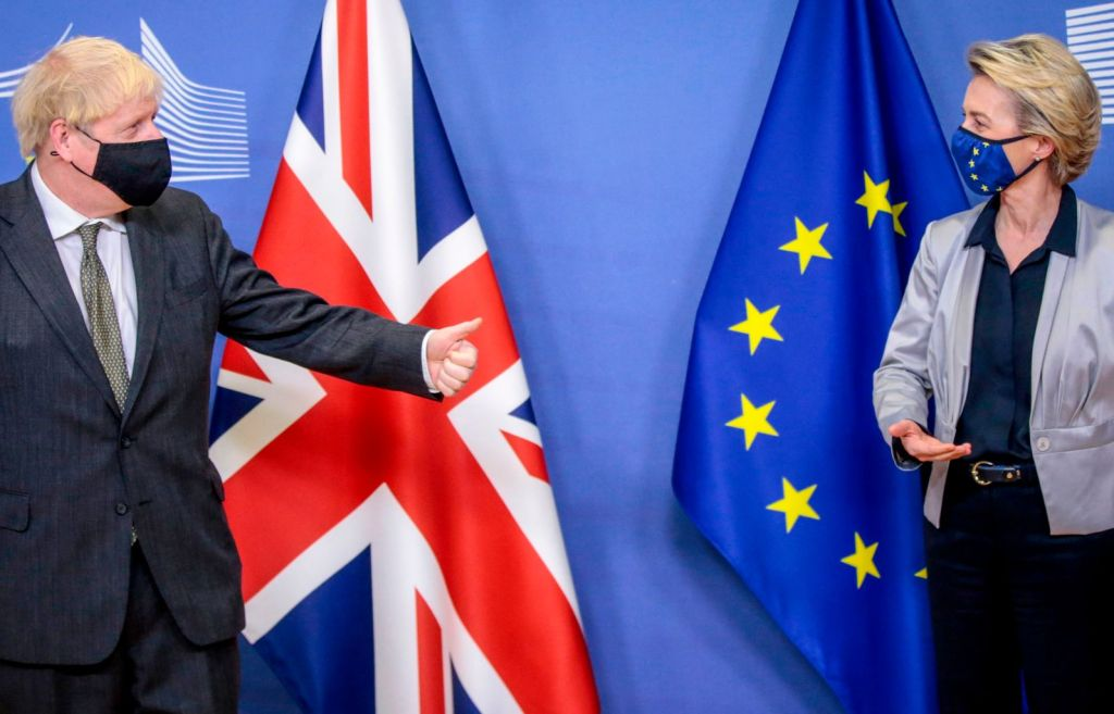 What Brexit changed for British businesses