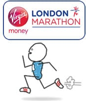 london marathon logo - WTX News Breaking News, fashion & Culture from around the World - Daily News Briefings -Finance, Business, Politics & Sports