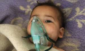 The world reacts to the Chemical weapons attack in Syria which has led to the USA bombing Syria overnight