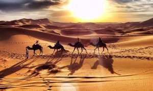 Beautiful Marrakesh in Morocco